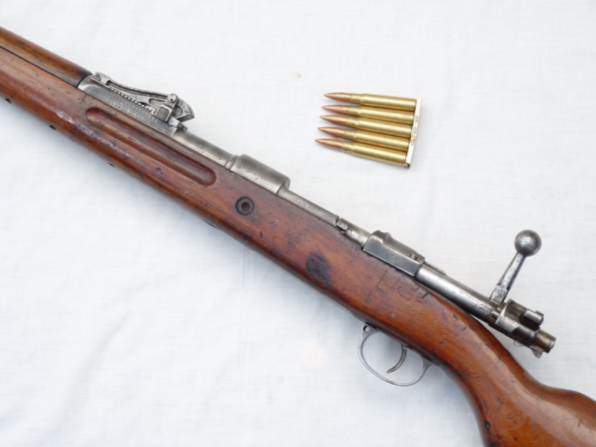 mauser dating Swedish model 1896 mauser arsenal converted to a model 38 serial numbers are all matching foreign military rifles sort by: shop by price.